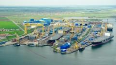 Румъния национализира най-голямата си корабостроителница
