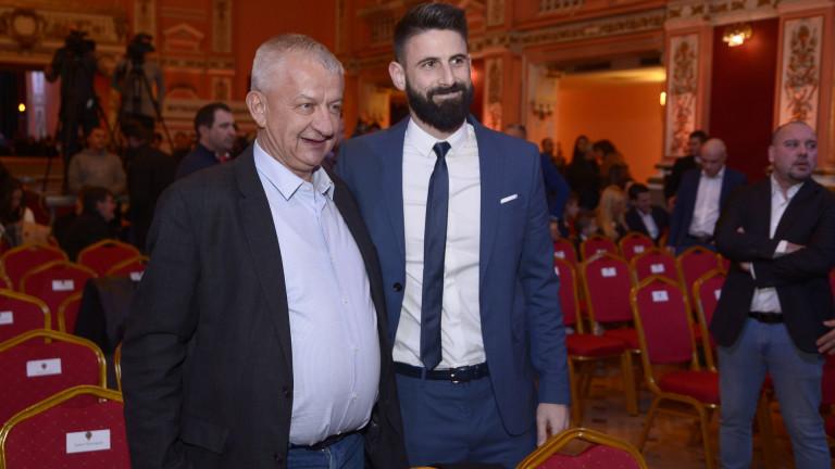 Президентът на Локомотив (Пловдив) Христо Крушарски даде интервю пред сайта