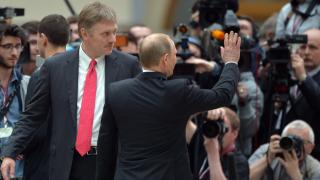 Путин пожела на България да е свободна от всякакво иго