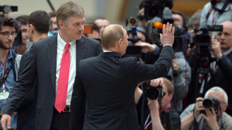 """Кремъл: Твърденията за """"тайна"""" среща Тръмп-Путин са шизофрения"""