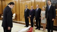 Испанската политическа криза приключи триумфално за Мариано Рахой