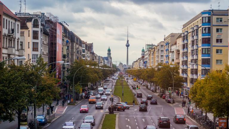 Колко плащат германците за наем?