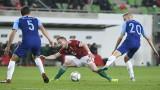 Финландия отстъпи пред Унгария в последния си мач от Лигата на нациите
