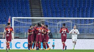 Рома се настани в Топ 4 след успех над закъсалия Торино