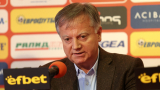 Инджов: Оставете на нас да дръпнем завесите на новия стадион, започваме напролет