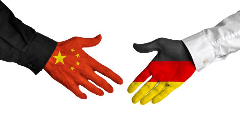 Германия и Китай работят за подобряване на пазарния достъп до