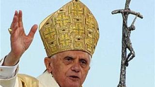 Папата отслужи меса под открито небе в Аман
