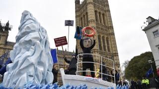 Какъв е план Б, ако британският парламент отхвърли сделката на Мей за Брекзит?