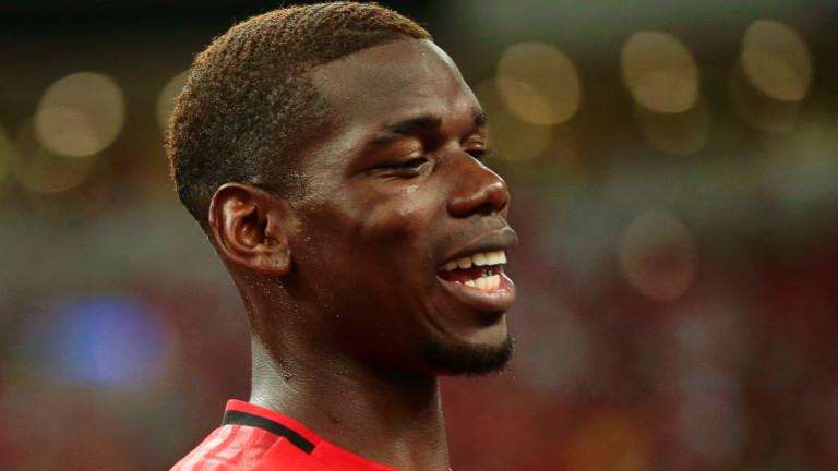 Ювентус не се е отказал от халфа на Манчестър Юнайтед