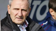 Спасов извади 7 футболисти от групата за Хасково