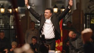 Македонската опозиция номинира Заев за премиер