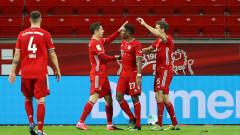 Няма друг отбор като Байерн (Мюнхен)