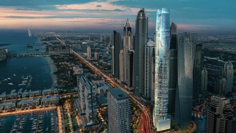 Снимка: Дубай ще има своя нов най-висок хотел в света
