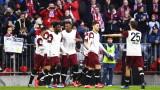 Байерн (Мюнхен) победи Аугсбург с 2:0, в мач от Бундеслигата