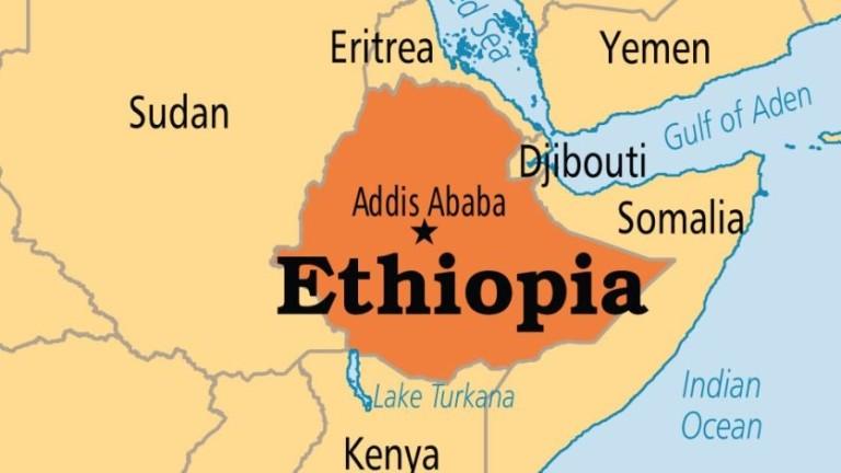 Повече от 80 загинали при етнически насилия в Етиопия