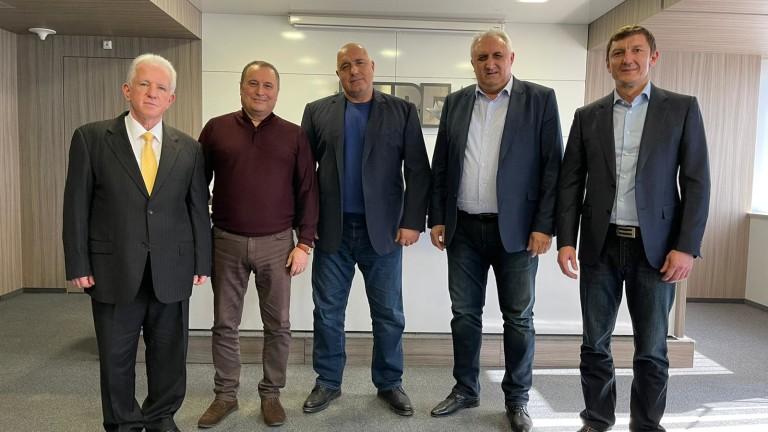 Гражданското сдружение ДЕН ще подкрепи ГЕРБ на предстоящите парламентарни избори