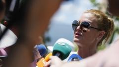 Стефка Костадинова си тръгна по спешност от Рио