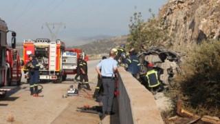 Шест мигранти, сред които 3 деца, загинаха в катастрофа в Северна Гърция