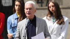 Сидеров покани всички за коалиция, ако не са врагове с Русия