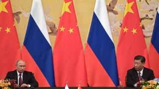 Сътрудничеството между Русия и Китай е на безпрецедентно ниво, доволен Путин