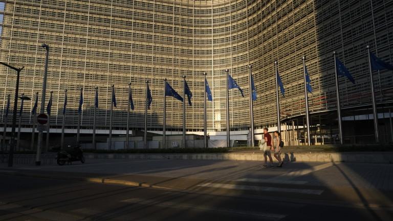 Европейската комисия представи своето предложение за основен план за възстановяване.