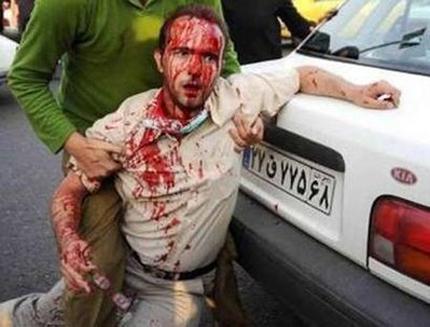 Иранските сили за сигурност биха демонстранти