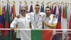 България нокаутира Китай в битката за медал на световното по таекуондо