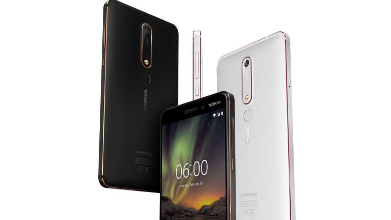Nokia пуска в България флагмана 7 Plus с батерия, която издържа 2 дни без зареждане