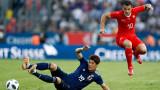 Швейцария победи Япония с 2:0
