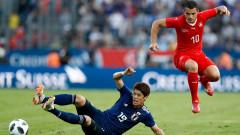 Швейцария задълбочи кризата в японския национален тим