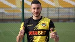 Официално: Антон Карачанаков в Ботев (Пловдив) за две години и половина