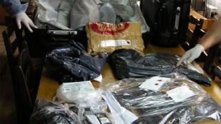 2.4 тона кокаин заловиха властите в Панама