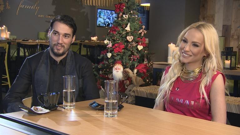Къде ще са Ивелин Попов и Елена Паришева на Ивановден?