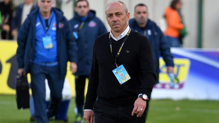 Илиан Илиев: В българския футбол трябва много работа, съдийството продължава да е сред проблемите