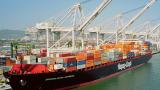 Товарният транспорт отчита ръст през 4-то тримесечие, пътническият - спад