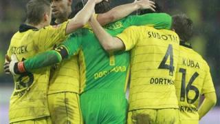 Борусия (Д) ще играе за вратарски рекорд