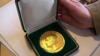 Защо България е отбелязана на картата с Нобеловите лауреати?