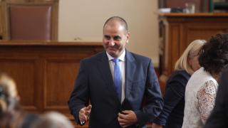 Цветанов обвини другите партии - стряскали евроатлантическите ни партньори