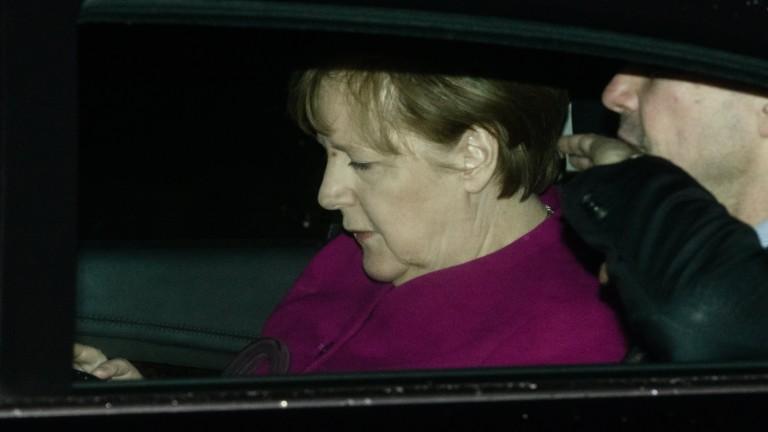 Най-после глътка въздух за Меркел