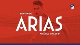 Атлетико (Мадрид) се подсили с колумбийски национал и се раздели с бек