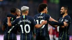 Манчестър Сити отказа Байерн с трансферната сума за Сане