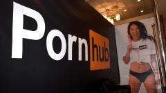 Пореден удар по Pornhub