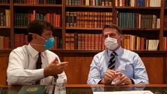 Болсонару очаква резултати от тест за коронавирус