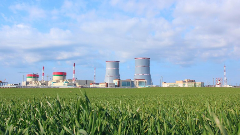 За пръв път в историята: В Беларус заработи ядрена електроцентрала
