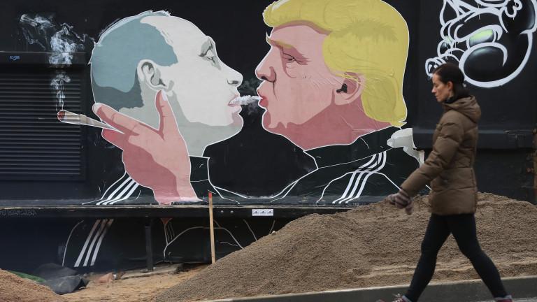 Тръмп няма да стане диктатор - вече е просто губещ политик