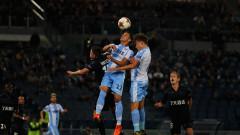 Лацио е на 1/16-финал в Лига Европа след трудна победа над Ница (ВИДЕО)