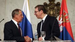 """ЕС е пасивен относно идеята за """"Велика Албания"""", предупреди Лавров"""