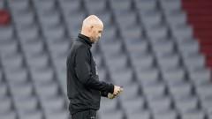 Треньорът на Аякс Ерик Тен Хаг: Научих много от Гуардиола