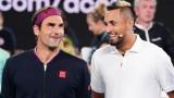 Благотворителен турнир по тенис в Мелбърн събра 3.5 милиона долара