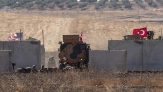 Турция обвини САЩ, че възпрепятстват договорката за зона за сигурност в Сирия